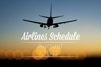AIRLINES SCHEDULE