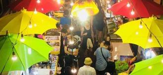 PAVILLION NIGHT BAZAAR CHIANG MAI