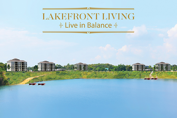 LAKEFRONT LIVING