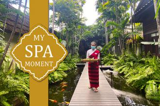 MY SPA MOMENT