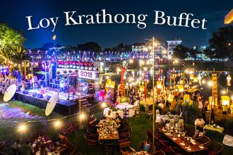 LOY KRATHONG EVENING