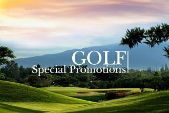 Golf Promotion at Mae Jo Club