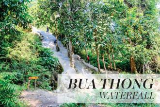 BUA THONG WATERFALL