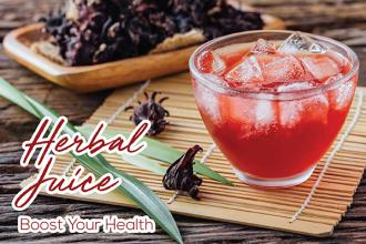 HERBAL JUICES