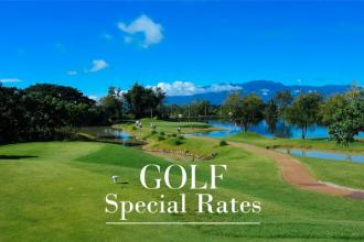 GOLF Special Rates