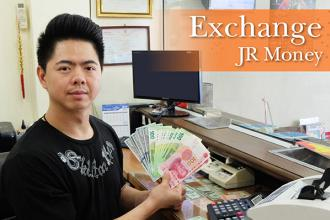 JR MONEY EXCHANGE