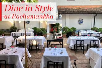 Dine in Style at Rachamankha
