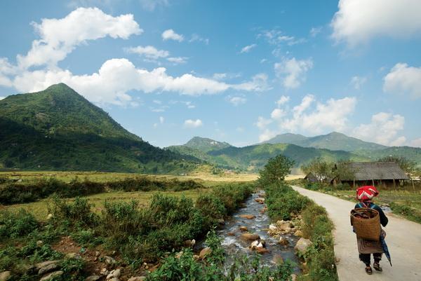 从清迈骑行到琅勃拉邦