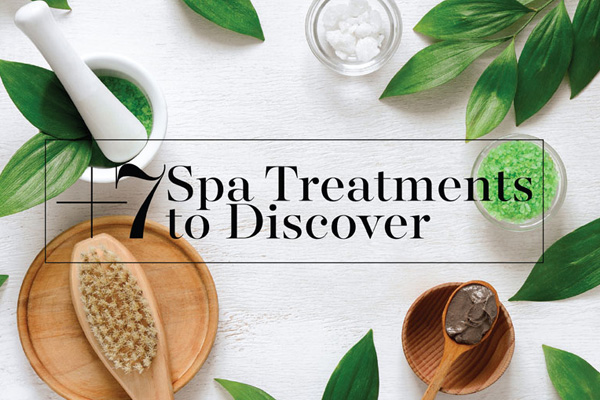 7 spa Treatments