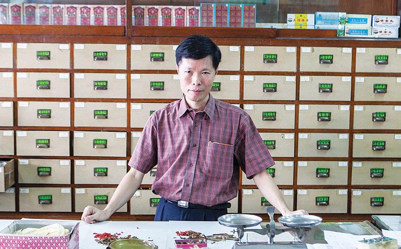 Dr. Sheng Zhong Wang