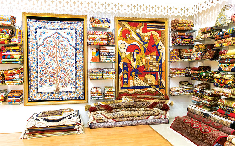 Imported Oriental Carpets