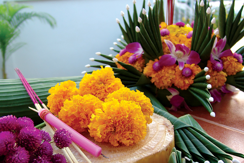 YEE PENG AND LOY KRATHONG FESTIVALS