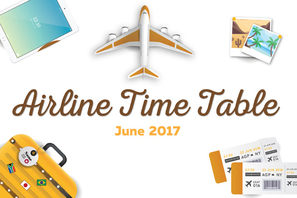 Airline Time Table