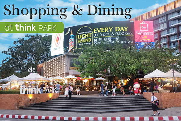 SHOPPING & DINING