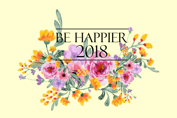 BE HAPPIER