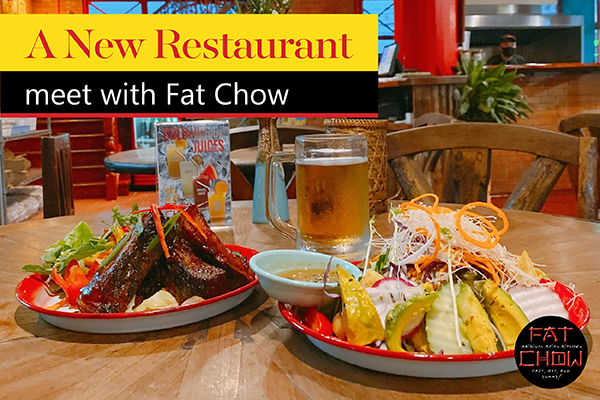 A New Restaurant in Chiang Mai