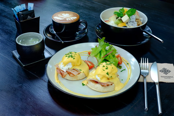FahTara Cafe