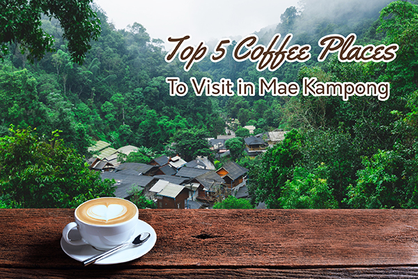 TOP 5 COFFEE PLACES