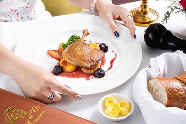 EXCLUSIVE DINNER