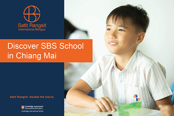 Discover SBS School in Chiang Mai