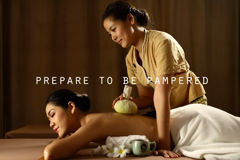 Prepare to be Pampered