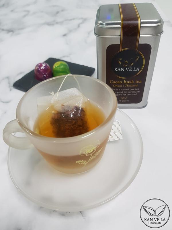 COCOA HUSK TEA