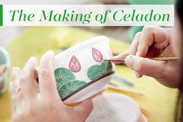 The Making of Celadon