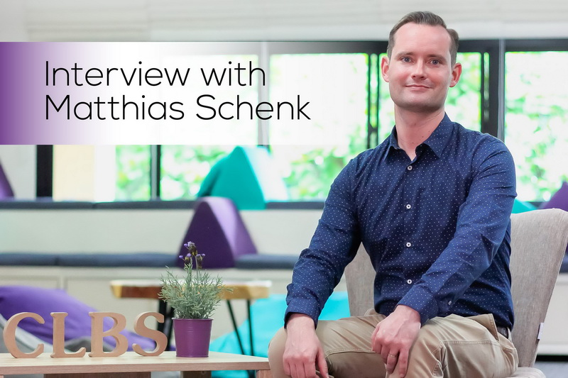 Interview with Matthias Schenk