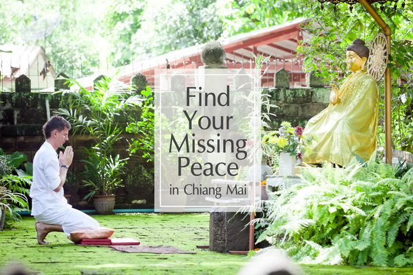 Find Your Missing Peace