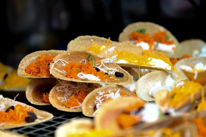 Yummy Thai Desserts