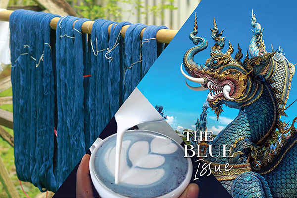 The Blue Issue
