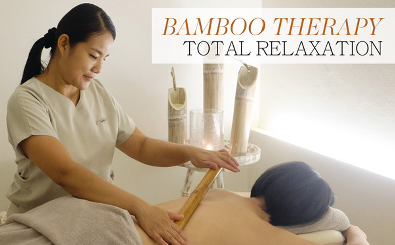 BAMBOO THERAPY