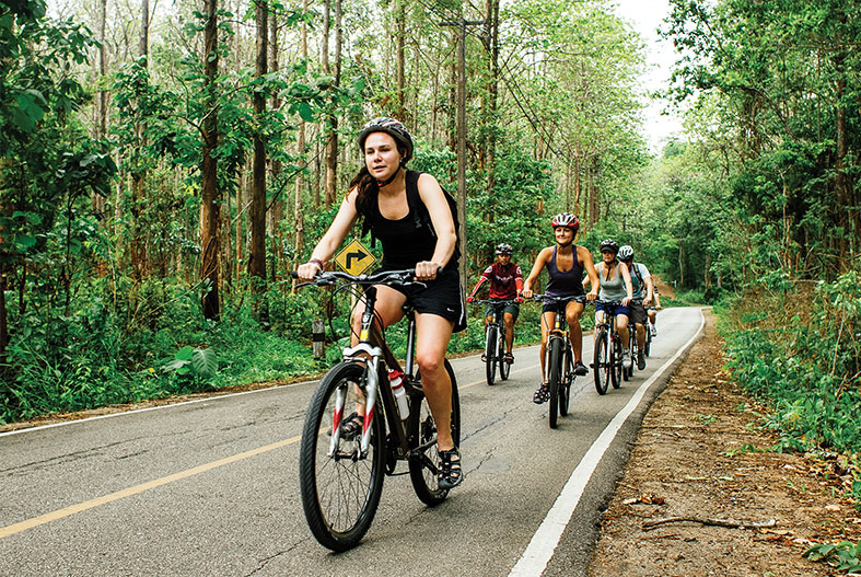 CHIANG MAI-CHIANG RAI BY BIKE