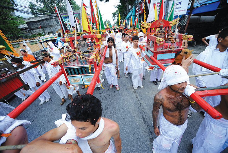 October Festivals in Thailand