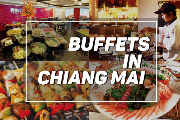 Buffets in Chiang Mai