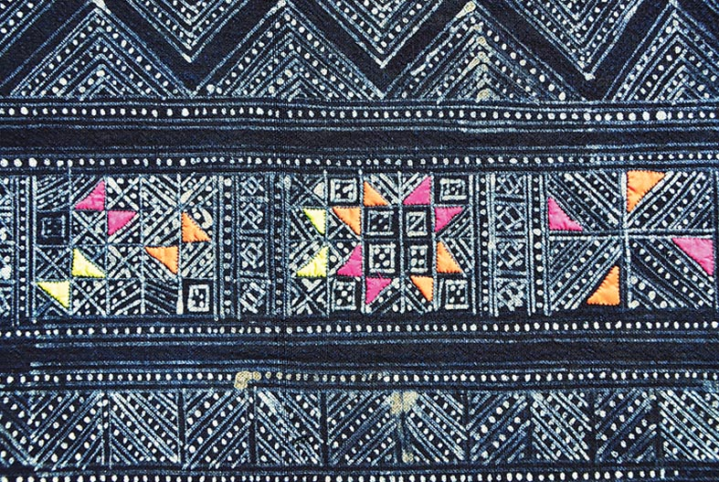 HMONG MUSIC AND TEXTILES