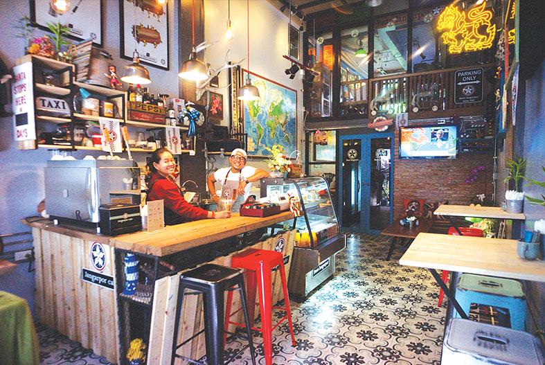 让您每天一杯 Jangarpor Café