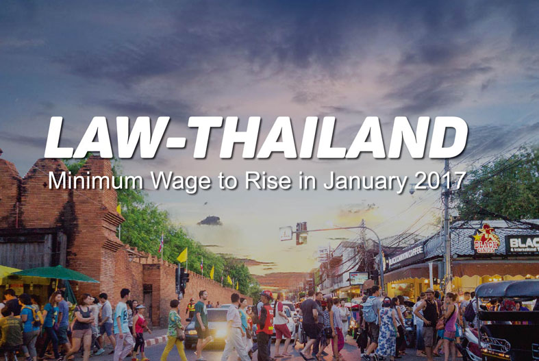 LAWS IN THAILAND