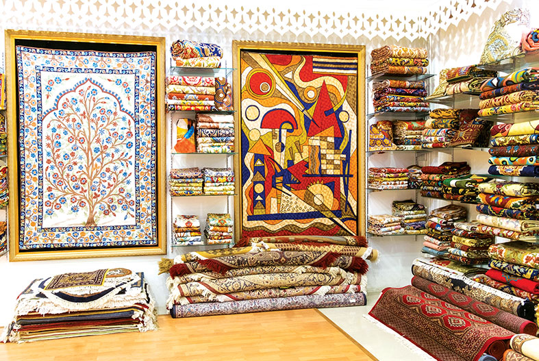 RARE WORK AND Oriental Carpets