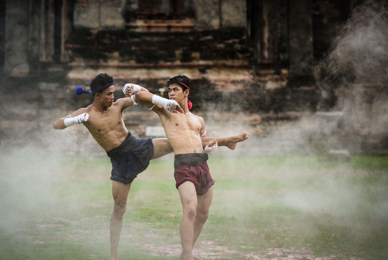 World Wai Kru Muay Thai Ceremony